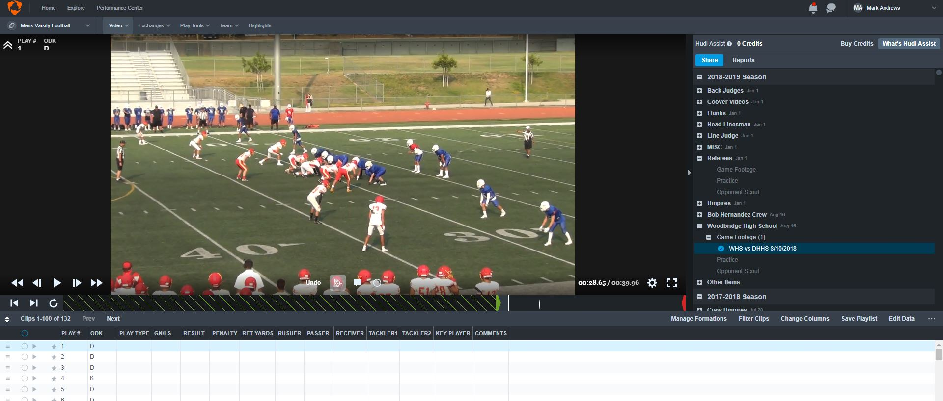 How To Use HUDL