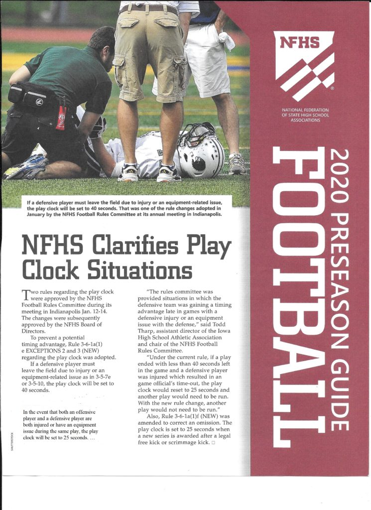 2020 Preseason Football guide is now available